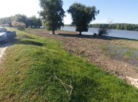 Teren la Dunare Mahmudia