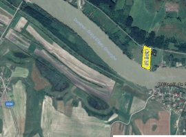 Teren agricol Baltenii de Sus cu deschidere la Dunare
