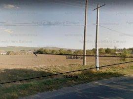 Vanzare  terenuri constructii  5000 mp Tulcea, Mihail Kogalniceanu  - 50000 EURO