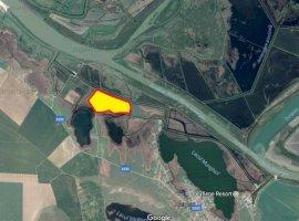 Vanzare teren constructii 124000 mp, Murighiol, Murighiol