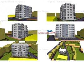 Vanzare  terenuri constructii  1100 mp Tulcea, Tulcea  - 200000 EURO