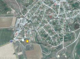 Vanzare teren constructii 1500 mp, Mahmudia, Mahmudia