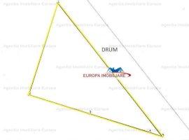Vanzare teren constructii 379 mp, E3, Tulcea