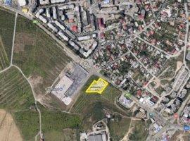 Vanzare teren constructii 3697 mp, E3, Tulcea