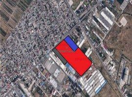 Vanzare teren constructii 35000 mp, Central, Voluntari