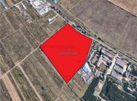 Vanzare teren constructii 100000 mp, Nord-Est, Bragadiru