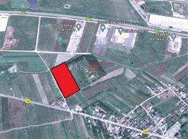 Vanzare teren constructii 30000 mp, Bolintin-Deal, Bolintin-Deal