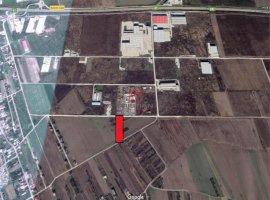 Vanzare teren constructii 5500 mp, Bolintin-Deal, Bolintin-Deal