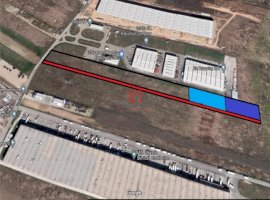 Vanzare teren constructii 3850 mp, Central, Chitila