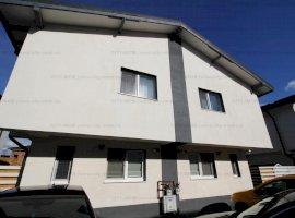Inchiriere CASA Duplex Tunari  + curte libera + 2 parcari