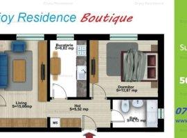 2 camere Enjoy Residence Boutique 2021 Militari Apeductului Chiajna