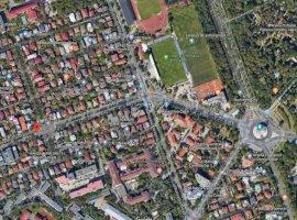 Land Central Bucharest - ARCUL DE TRIUMF - Suitable for embassy residence