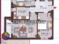 Apartament 3 camere, bloc 2018 (P+4), zona Titan langa Auchan