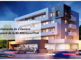 Apartament 2 camere - Zona Timpuri Noi - Langa Metrou - Comision 0
