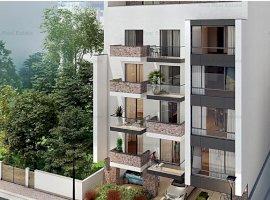 Apt 3 camere, Etaj 4 in Odyssey Residence Baneasa, Lux