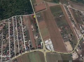 Vanzare teren constructii 2636 mp, Aeroport, Iasi