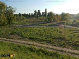 Vanzare teren constructii 2385 mp, Gheraiesti, Bacau