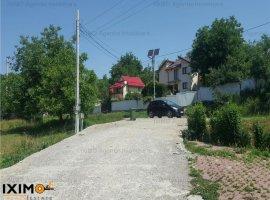 Vanzare  terenuri constructii  2286 mp Bacau, Luncani  - 18 EURO