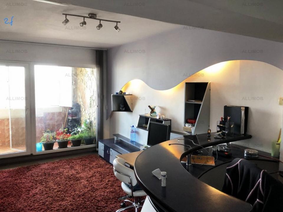 2-room apartment the area of the basarab bridge, Bucharest, romania
