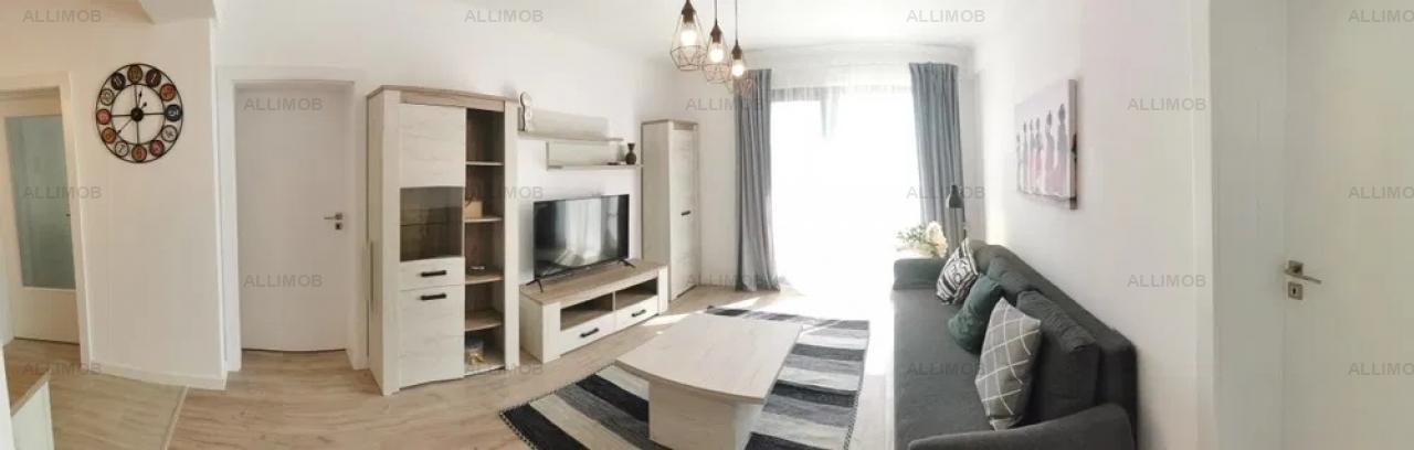 Apartment with 3 rooms for rent in Ploiesti