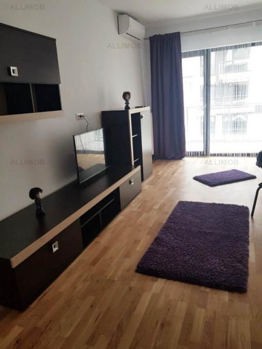Apartment with 2 rooms for rent in MRS Residence Smart