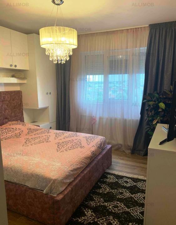 Apartament de lux, 4 camere, 2 balcoane, Ploiesti