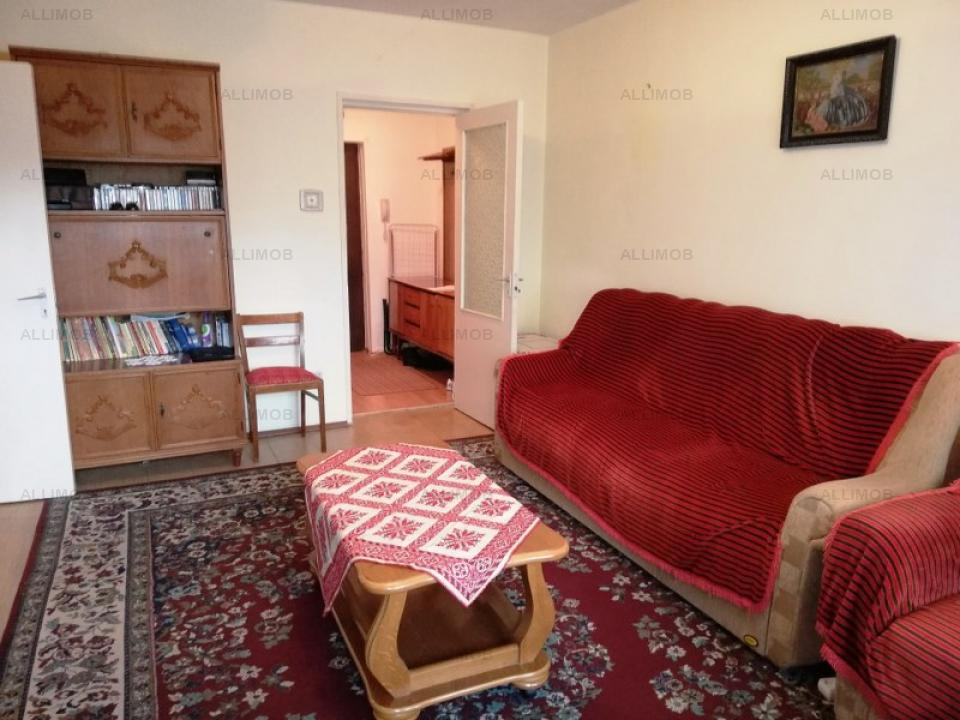 2-room apartment in the center of the area of the North