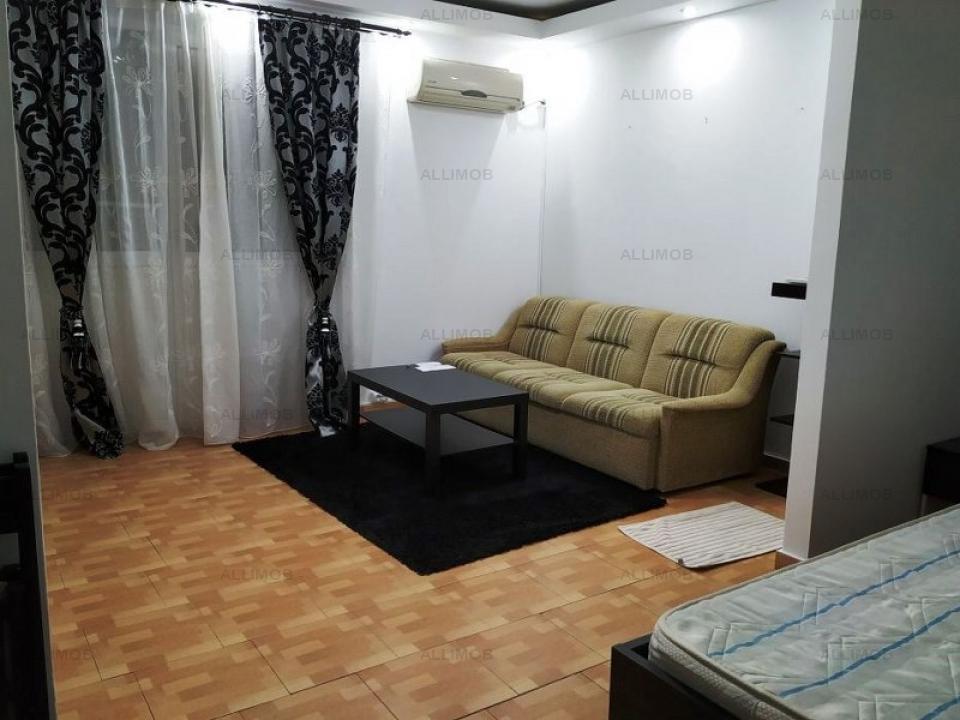 Studio apartment in Ploiesti, downtown area
