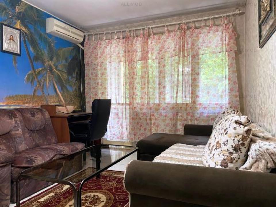 2-room apartment the area of Doamna Ghika