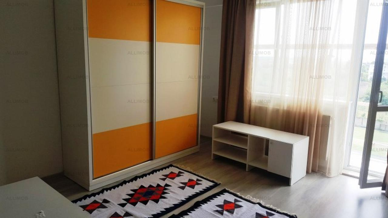 Studio apartment in a new building, the center of the area of the 9