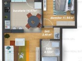 Ideal Investitie | Apartament 2 Camere | Piscina | Comision 0%