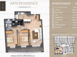 Apartament 3 camere - Mutare Rapida - Ultra Central Dacia - Eminescu