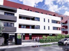 Apartament 3 camere cu gradina - Zona de birouri Pipera - Rond OMV