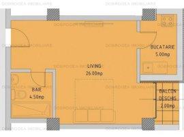 Complex E3 PLUS, Garsoniera et 5, totul nou, centrala, lift