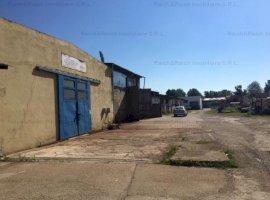Teren 6 hectare, industrial/logistica in orasul PLOIESTI