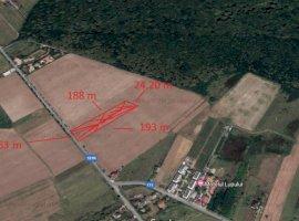 Vanzare teren constructii 4500 mp, Snagov, Snagov