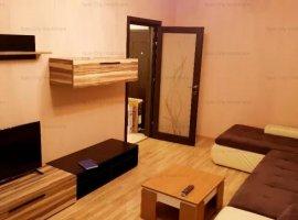Apartament 2 camere mobilat lux la 5 minute de metrou Crangasi