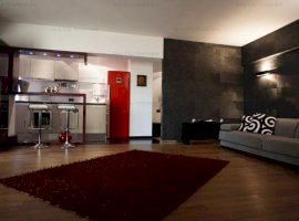 Apartament 2 camere tip studio-living si dormitor deschise-dotari si mobilier lux