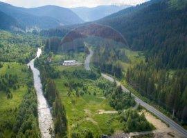 Teren langa Transalpina Ski Resort pentru investitie