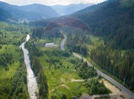 Teren parcelabil langa Transalpina Ski Resort pentru investitie