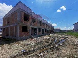 Vile P+1 cu gradina spatioasa in Ciorogarla la 10 minute de Bucuresti