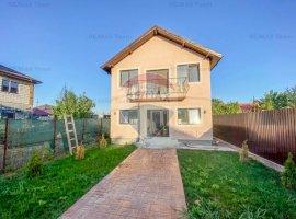 Vanzare vila noua cu 350 mp teren in Stefanestii de Jos, 5 camere