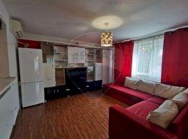 Apartament 3 camere cu gradina mobilat/utilat langa Padurea Dudu