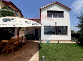 Vila individuala 4 camere- Domnesti- Teiului