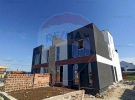 Case 4 camere in Complex Nou - Otopeni - Terasa cu vedere la Padure!