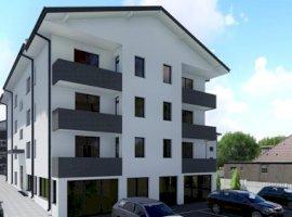 Apartament cu 3 camere, bloc nou, zona Valea Lupului, Comision 0
