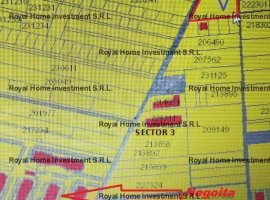 Teren Intravilan 6357,60 MP | Front Stradal | Autorizatie | Zona Titan