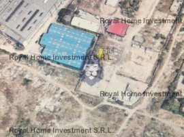 Teren Constructii   2103 Mp   Autorizatie   Langa Spitalul Regional Bucuresti   Zona Theodor Pallady