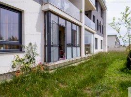 NOU | Apartament Impecabil | Curte Proprie 100 MP | 2 Camere | Zona Otopeni