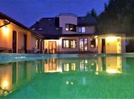 NOU | Vila Impecabila | 14 Camere | Zona Buftea